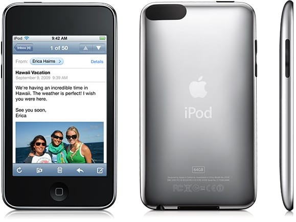 Sell Your iPod Touch 3rd Gen
