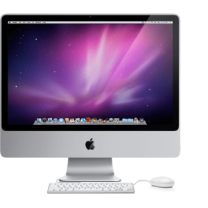 "Sell Your iMac Aluminium 20""/24"""