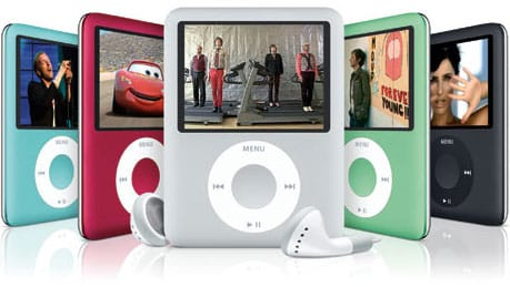 Sell Your iPod Nano 3rd Gen