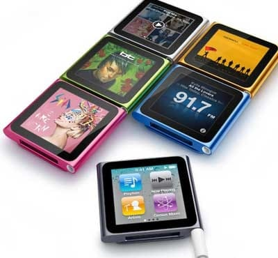 Sell Your iPod Nano 6th Gen