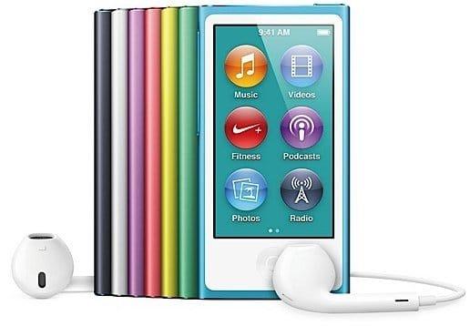 Sel Your iPod Nano 7th Gen