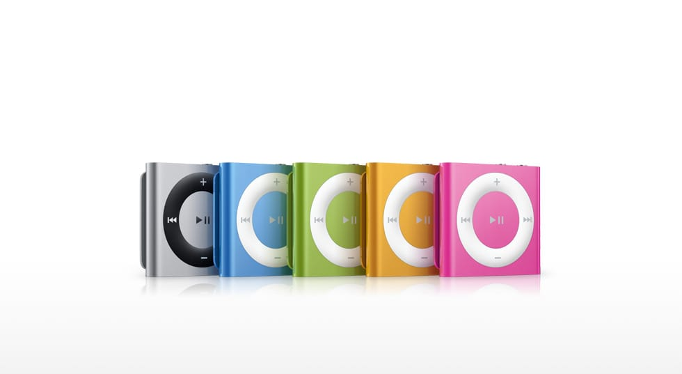 Sell Your iPod Shuffle