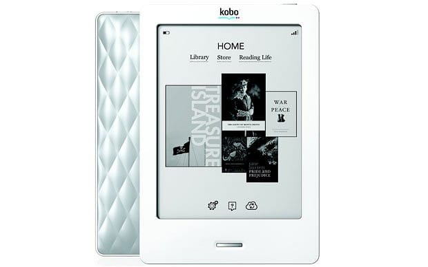 Cash My eReader