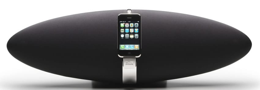 Cash My iPod / iPad Speakers