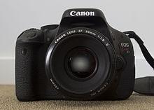 Canon EOS 600D / Kiss X5 / Rebel T3i