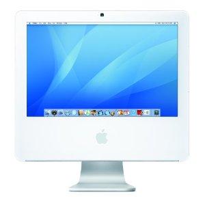 """iMac Intel White 17"""""""