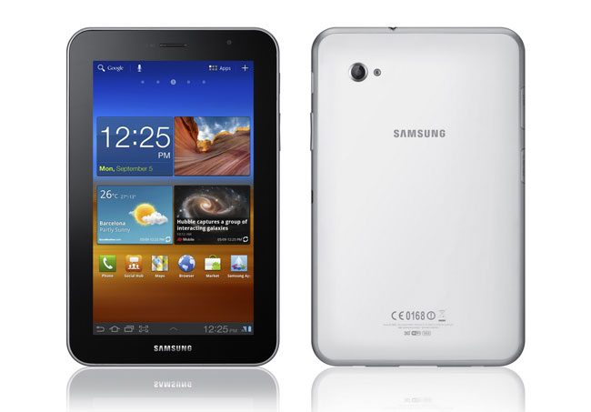 "Samsung Galaxy Tab 7"" Plus"