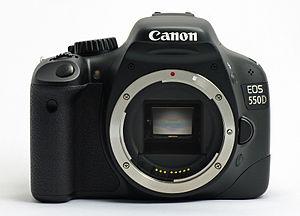 Canon EOS 550D / Kiss X4 / Rebel T2i