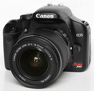 Canon EOS 450D / Rebel XSi