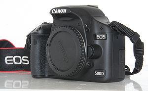 Canon EOS 500D / Kiss X3 / Rebel T1i