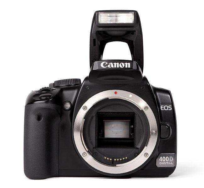 Canon EOS 400D / Rebel XTi