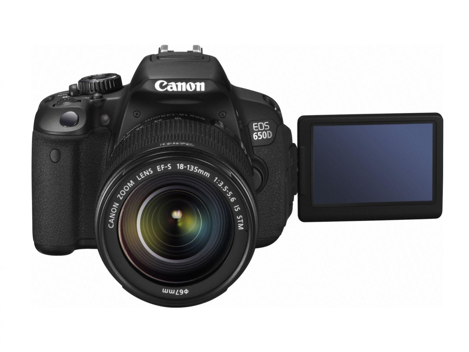 Canon EOS 650D / Kiss X6i / Rebel T4i