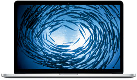 "MacBook Pro 15"" Retina Display 2014"