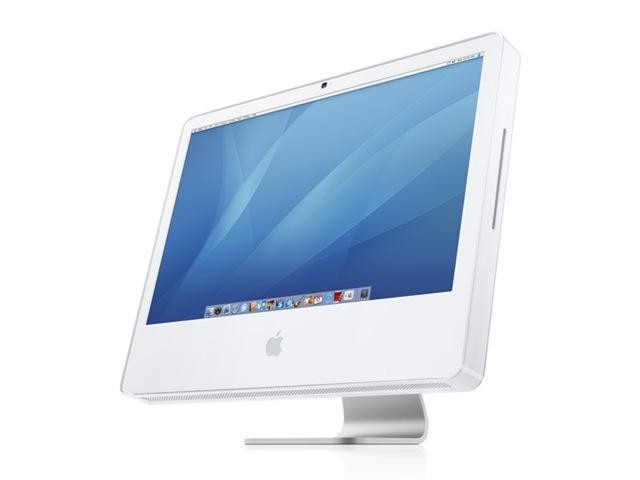 """iMac Intel White 24"""""""