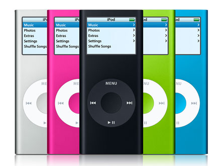 iPod Nano 2nd Gen Any Colour