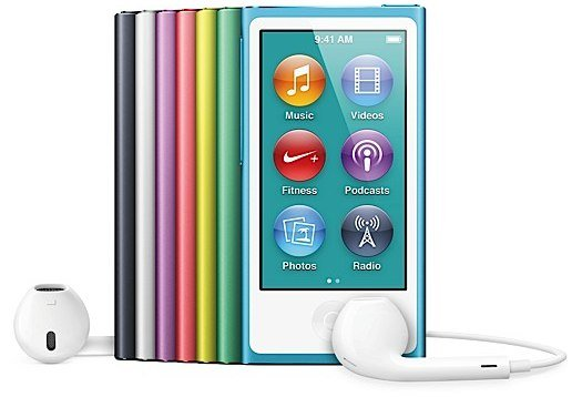 iPod Nano 7th Gen 16GB