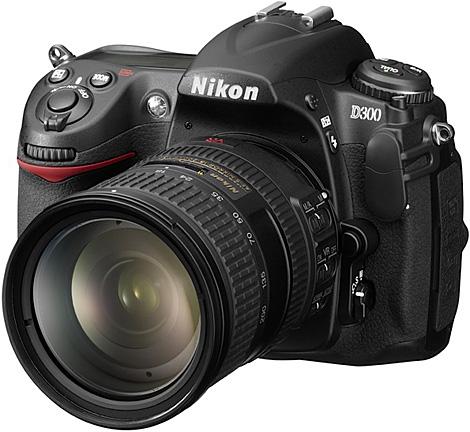 Nikon D300 / 300S