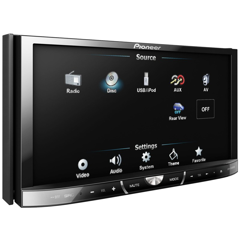 Pioneer AVH-3400DVD Touch Screen