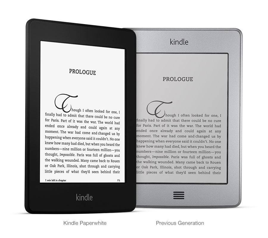Amazon Kindle Paperwhite 4Gb WiFi & 3G