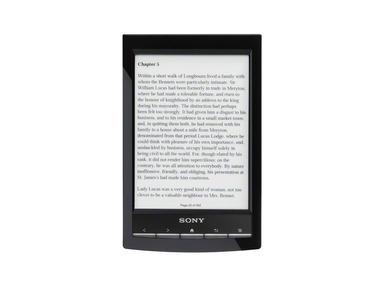 Sony PRS-T1 eReader