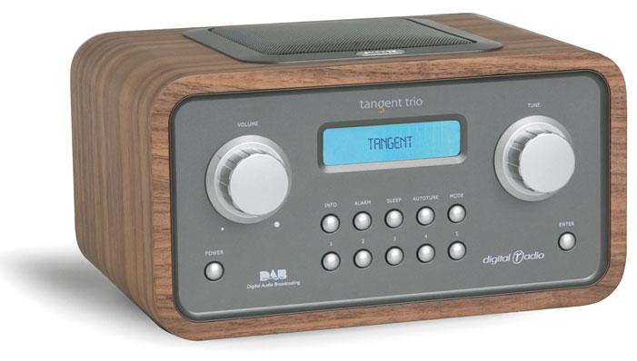 Tangent Trio DAB+ radio