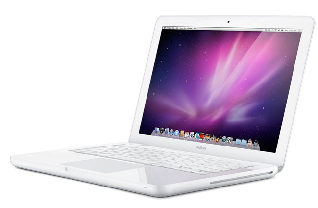 MacBook Polycarbonate Unibody