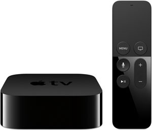 Apple TV 4th Gen (Siri)